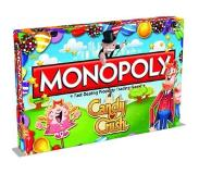 Hasbro Monopoly Candy Crush Soda Saga