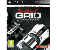 Games Codemasters - Grid Autosport - Limited Black Edition (PlayStation 3)