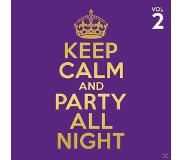 Universal Music Keep Calm And Party All Night Vol.2 CD