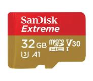 SanDisk Extreme Micro SDHC 32GB