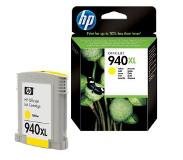 HP 940XL originele high-capacity gele inktcartridge