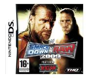 Pelit: Toiminta - WWE Smackdown vs. Raw 2009 (Nintendo DS)