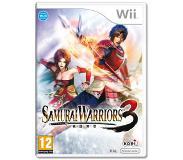 Actie Nintendo - Samurai Warriors 3 (Wii)