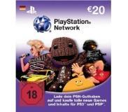Sony PlayStation Network Card (20 Euro)