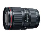 Canon EF 16-35mm f/4L IS USM SLR Musta
