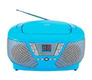 BigBen Interactive CD60BLSTICK cd-speler Portable CD player Blauw