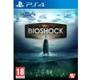 Games 2K - Bioshock: The Collection, PlayStation 4 Perus+DLC PlayStation 4