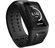 TomTom Spark Cardio + Music GPS Fitness Watch Black - L