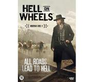 dvd Hell On Wheels - Seizoen 5 (deel 1)