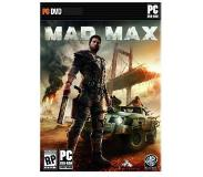 Games Warner Bros - Mad Max, PC PC Engels video-game