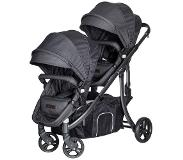 X-adventure Duo kinderwagen X-Line Domino