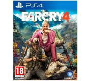 Games Ubisoft - Far Cry 4, PS4