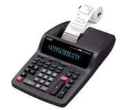 Casio DR-320TER Desktop Rekenmachine met printer Zwart calculator