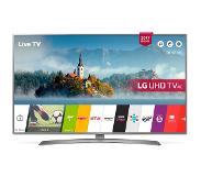 "LG 65UJ670V 65"" 4K Ultra HD Smart TV Wi-Fi Zwart, Zilver LED TV"