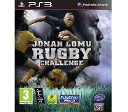 Games Alternative Software - Jonah Lomu Rugby Challenge, PS3 PlayStation 3