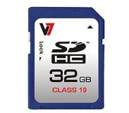 V7 SDHC Memory Card 32GB Class 10