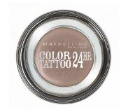 Maybelline Eye Studio Color Tattoo - 40 Permanent Taupe - oogschaduw