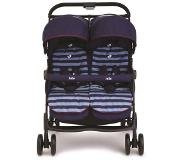 Joie Aire Twin Aire Twin duo buggy nautical navy Nautical navy