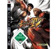 Games Capcom - Street Fighter IV: Collector's Edition, PS3