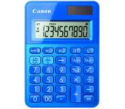 Canon LS-100K Desktop Basisrekenmachine Blauw calculator