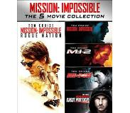 universal pic Mission: Impossible 1- 5 Box