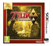 Games Nintendo - The Legend of Zelda: A Link Between Worlds Select 3DS