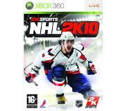 Urheilu: Take Two Interactive - NHL 2K10 (Xbox 360)
