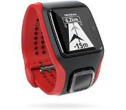 TomTom Runner Cardio GPS Watch Musta
