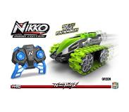 Nikko Rc Nanotrax Electric Green
