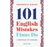book 101 English mistakes Finns do : a dictionary of mistakes