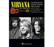 Hal Leonard - Nirvana for Ukulele