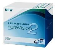 Bausch & Lomb Purevision 2 hd 6p