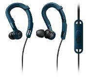 Philips ActionFit Sporthoofdtelefoon met microfoon SHQ3405BL/00