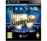 Party & Muziek; Actie Sony Computer Entertainment Europe - TV Superstars - PlayStation Move (PlayStation 3)