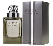 Gucci by Gucci pour Homme 90 ml eau de toilette spray