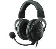 Kingston Technology HyperX Cloud II Gaming Headset - Gun Metal