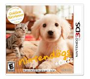 Games Nintendo - nintendogs + cats: Golden Retriever & New Friends Nintendo 3DS Duits, Nederlands, Engels, Spaans, Frans, Italiaans video-game