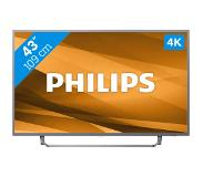 Philips 7300 series Ultraslanke 4K UHD LED Android TV 43PUS7303/12 LED TV