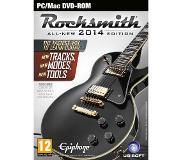 Pelit: Musiikki - Rocksmith 2014 Cable Bundle (PC)
