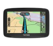 "TomTom Start 52 EU45 Handheld/Fixed 5"" Touchscreen 235g Zwart"