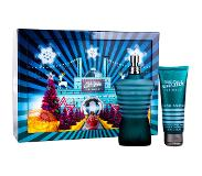 Jean paul gaultier le male 125ml eau de toilette + 75ml Showergel