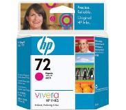 HP Nr. 72 magenta inktcartridge met Vivera inkt, 69 ml