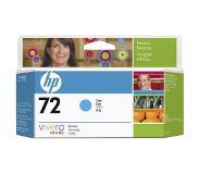 HP Nr. 72 cyaan inktcartridge met Vivera inkt, 130 ml