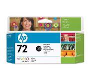 HP Nr. 72 zwarte fotocartridge met Vivera inkt, 130 ml