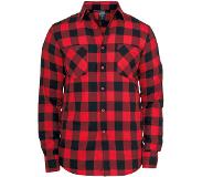 Urban classics Overhemd 'Checked Flanell'