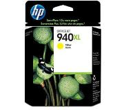 HP 940XL Yellow Officejet Ink Cartridge Geel