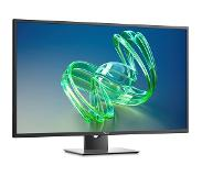 "Dell P4317Q 42.51"" UltraWide Quad HD IPS Zilver computer monitor LED display"