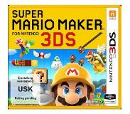 Games Nintendo - Super Mario Maker, 3DS Basis Nintendo 3DS Duits video-game