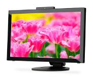 "NEC E232WMT 23"" 1920 x 1080Pixels Multi-touch Zwart touch screen-monitor"