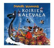 book 9789511267911 Koirien Kalevala - CD